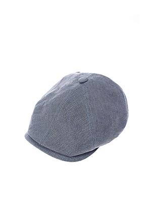 Chapeau bleu STETSON pour femme