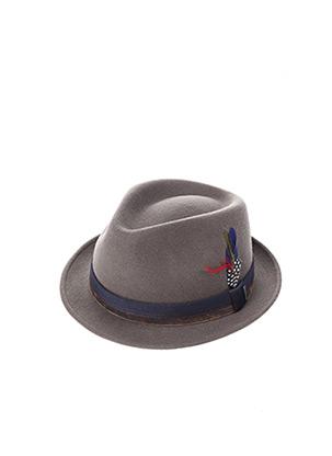 Chapeau marron STETSON pour homme