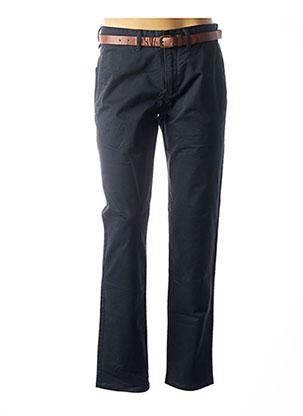 Pantalon casual bleu JACK & JONES pour homme