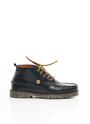 Bottines/Boots noir FAGUO pour homme