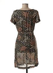 Robe mi-longue noir BANANA MOON pour femme seconde vue