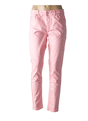Pantalon casual rose LIU JO pour femme