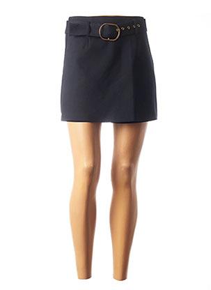Short bleu MORGAN pour femme