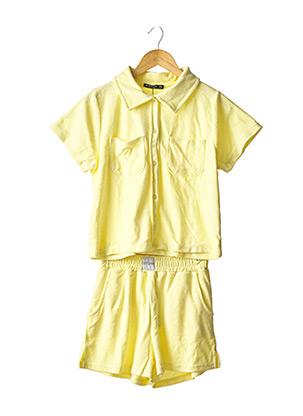 Veste/pantalon jaune NASTY GAL pour femme