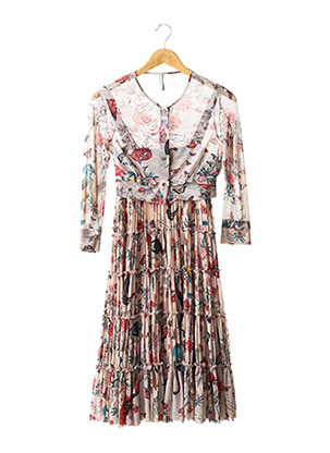 Veste/robe rose INDIES pour femme
