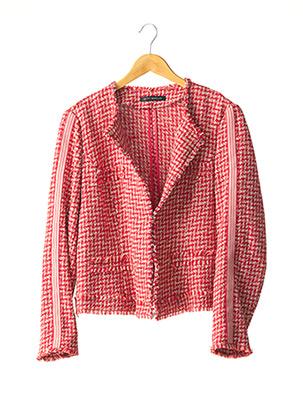 Veste chic / Blazer rouge BETTY BARCLAY pour femme