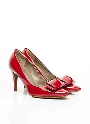 Escarpins rouge MOSCHINO pour femme