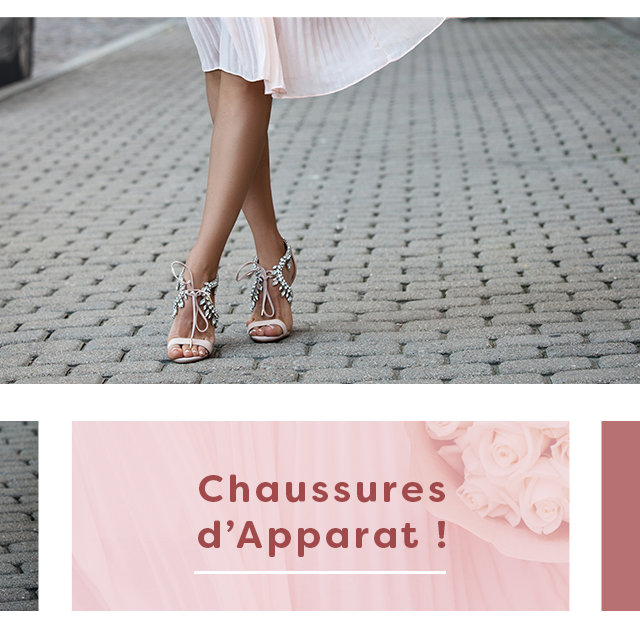 Chaussures d'apparat !'